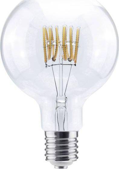 Segula SEGULA LED Grand Globe Spirale klar E40 15W(55W)Dimmbar B 1