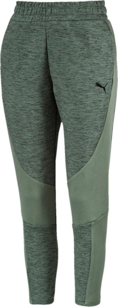 Puma Spodnie damskie Evostripe khaki r. M ID produktu: 5634574