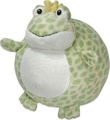Cloud B Frog Przytulanka i pufa Żaba 1