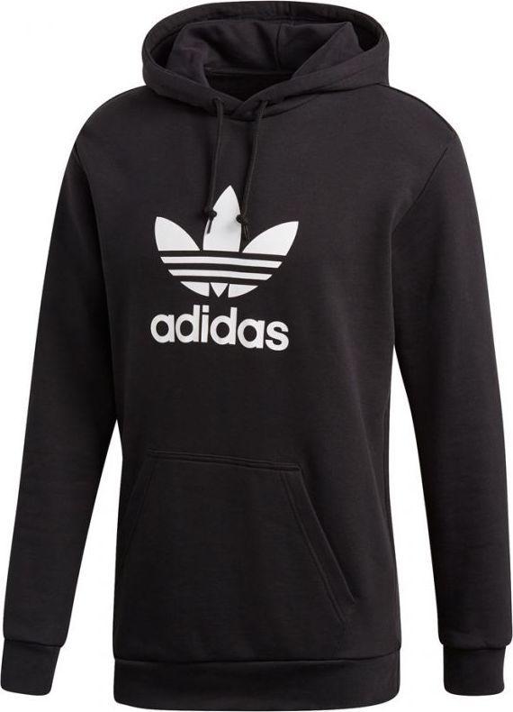 bluza adidas czarna xl męska