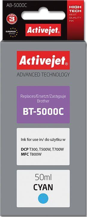 Activejet Tusz AB-5000C (cyan) 1