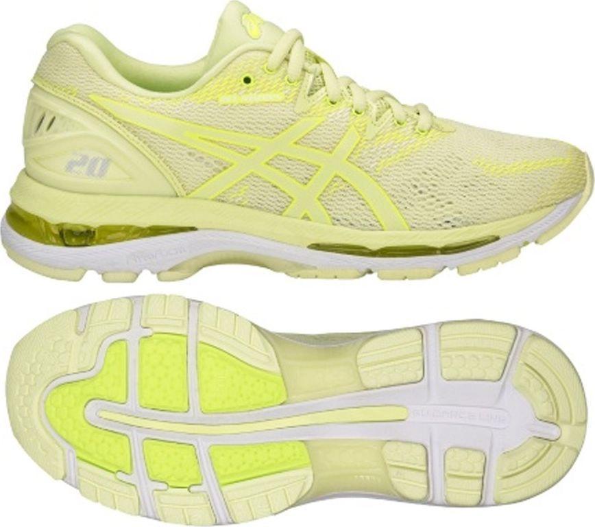 Asics Buty damskie Gel Nimbus 20 żółte r. 39.5 (T850N 8585) ID produktu: 5642027