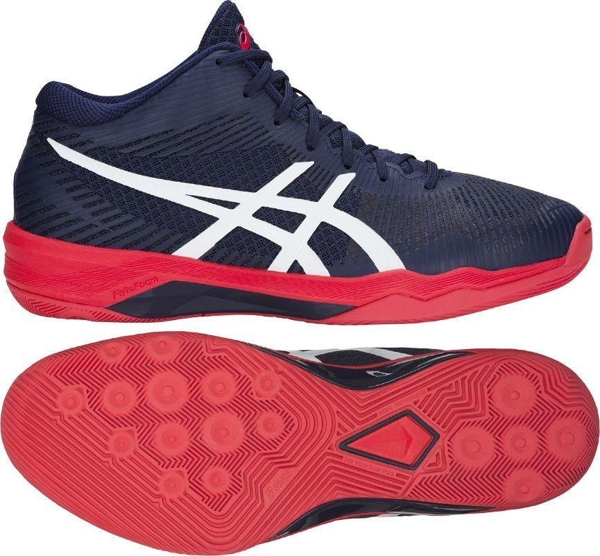 Asics Buty Asics Volley Elite FF MT B700N 400 B700N 400 granatowy 43 12 ID produktu: 5642049
