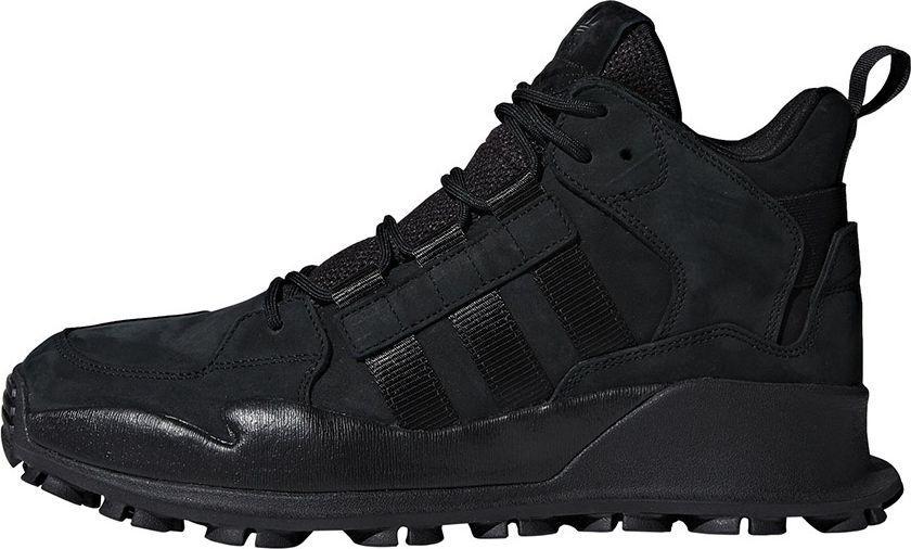 buty adidas męskie zimowe czarne