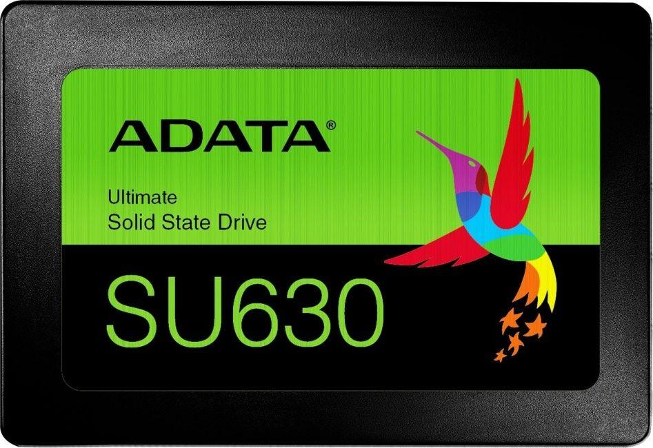 "Dysk SSD ADATA Ultimate SU630 960 GB 2.5"" SATA III (ASU630SS-960GQ-R) 1"