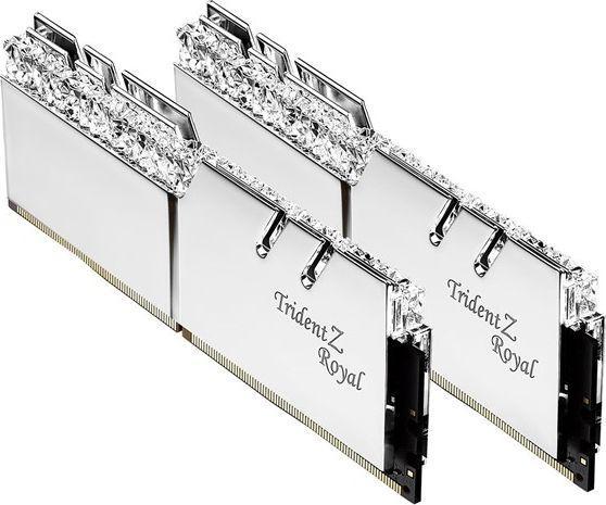 Pamięć G.Skill Trident Z Royal, DDR4, 16 GB, 3200MHz, CL14 (F4-3200C14D-16GTRS) 1