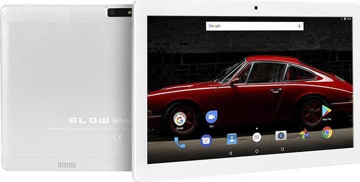 """Tablet Blow 10.1"""" 16 GB 3G Srebrny  (79-036#) 1"""