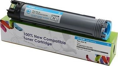 Cartridge Web Toner Cyan Dell 5130 / 593-10922 / 12000 stron / zamiennik uniwersalny 1