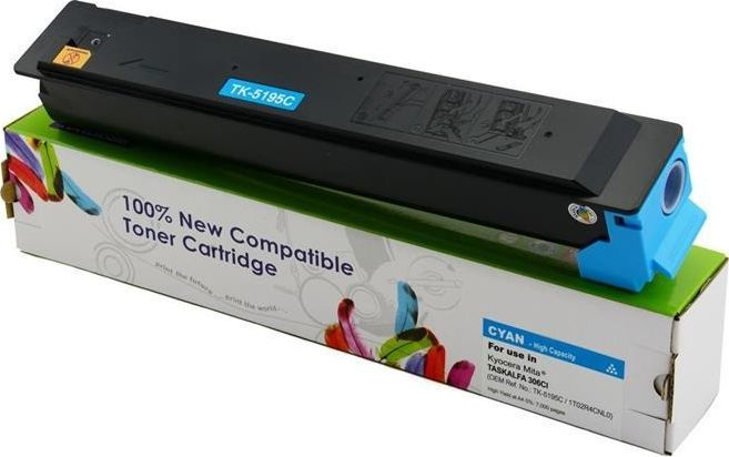 Cartridge Web Toner TK-5195C Cyan 1
