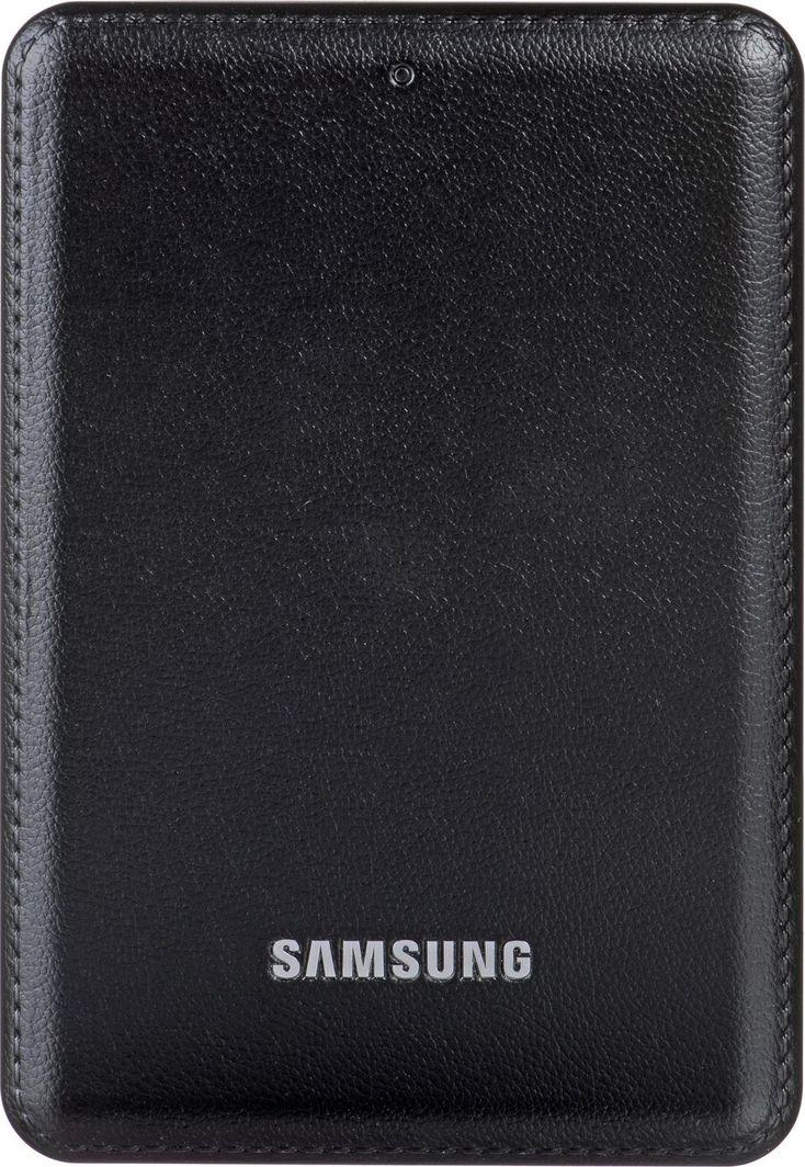 Dysk zewnętrzny Samsung HDD 500 GB Czarny (HX-MK05A02) 1
