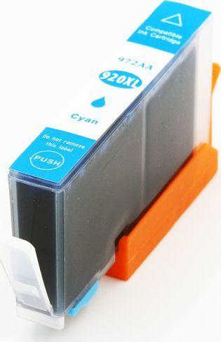 DD-Print Tusz Cyan 920XL do HP Officejet 6000 6500 7000 7500 / 18ml / Zamiennik / DD-Print uniwersalny 1