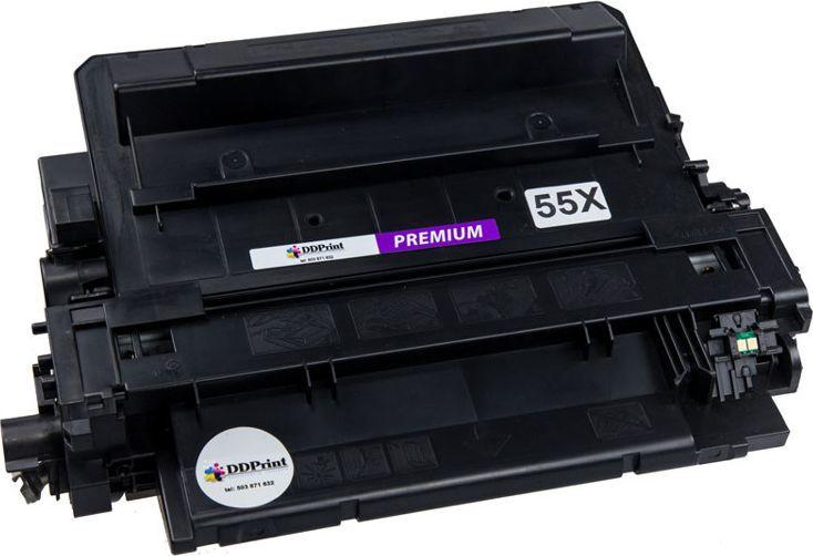DD-Print Toner 55X Black Enterprise (CE255X) 1