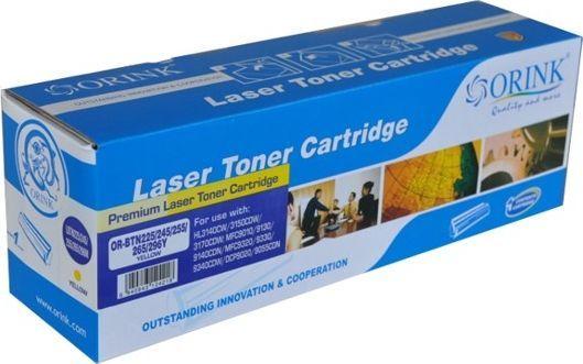 Orink Toner TN245Y Yellow OR (LBTN225/245/255/265/285/296Y) 1