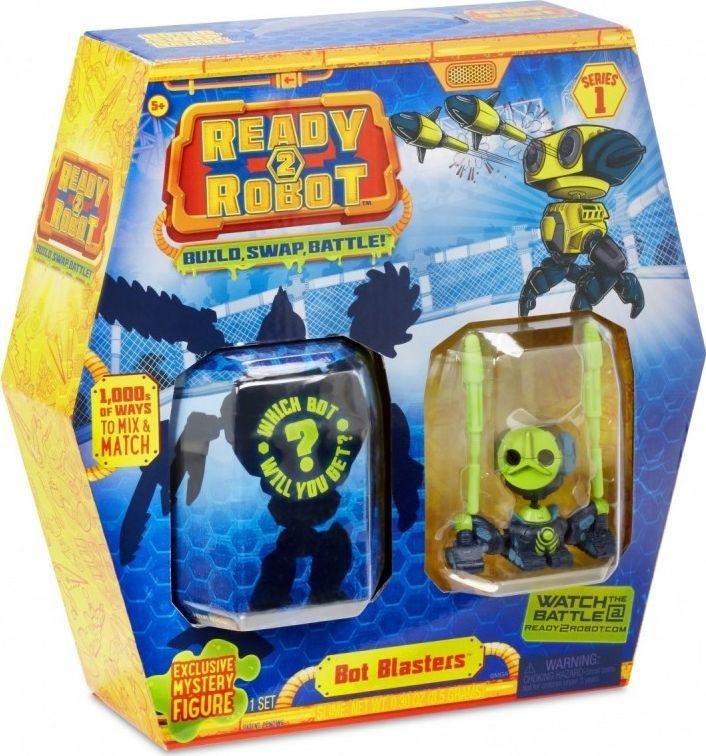 MGA Figurka Ready2Robot Bot Blasters (GXP-665945) 1