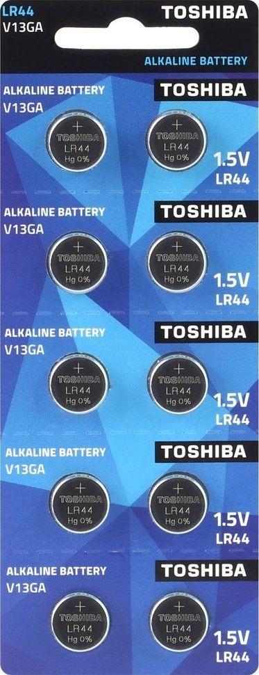 Toshiba Bateria LR44 SR44 1szt. 1