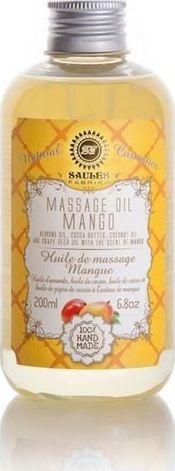 Saules Fabrika Olejek do masażu Mango 200ml 1