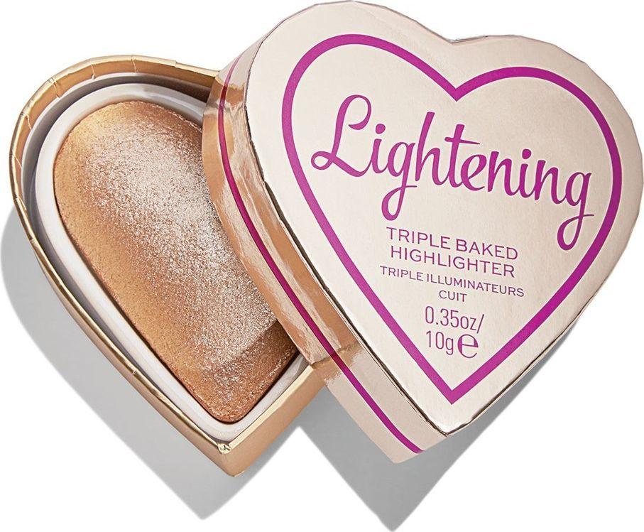 Makeup Revolution I Heart Revolution Lightening 1