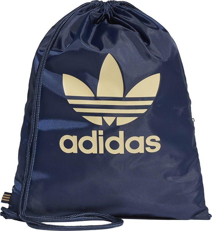 8272159f534b0 Adidas Worek Plecak adidas Originals Trefoil DV2389 DV2389 granatowy w  Morele.net