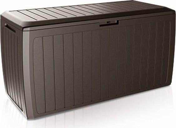 Prosperplast Skrzynia ogrodowa Boxe Board 290L - umbra 1