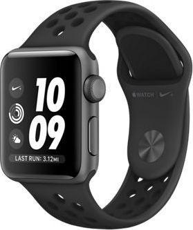 Smartwatch Apple Watch Series 3 Nike+ Szary  (MQKY2ZP/A) 1