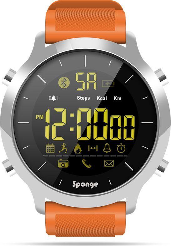 Smartwatch Sponge Surfwatch Pomarańczowy  1