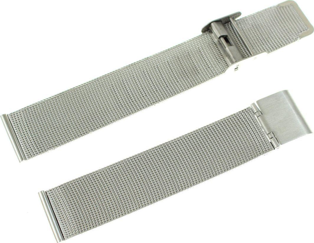 Tekla Bransoleta stalowa do zegarka 16 mm Tekla BC1.16 Mesh uniwersalny 1