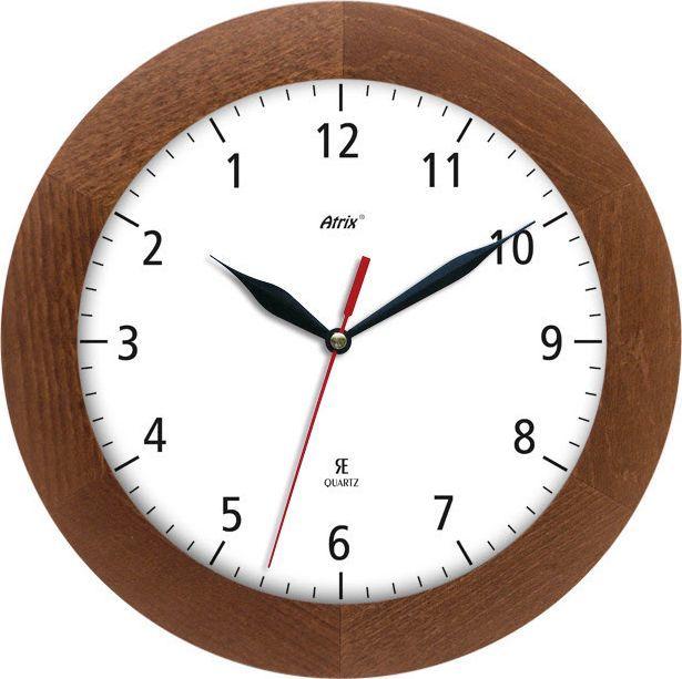 Atrix Zegar ścienny ACW300AZ1 CD 30 cm uniwersalny 1