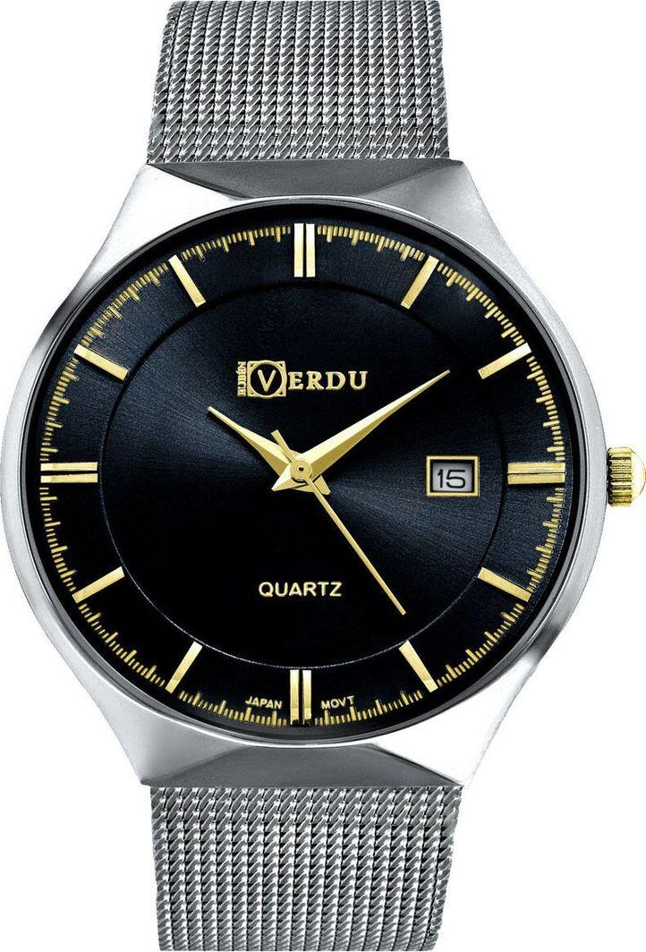 Zegarek Ruben Verdu Klasyczny zegarek Ruben Verdu RV1303 Slim uniwersalny 1