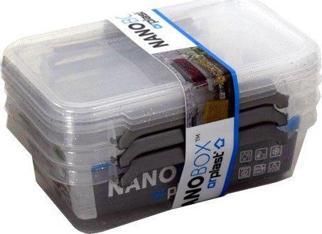 Zestaw do przechowywania żywności NanoBox, 3 szt 1