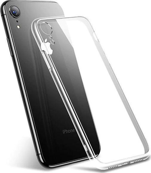 Cafele Etui Cafele Slim Glass Case Apple iPhone Xr przezroczyste uniwersalny 1