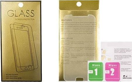 Gold Apsauginis grūdintas stiklas skirtas Xiaomi Mi A2 Lite 1
