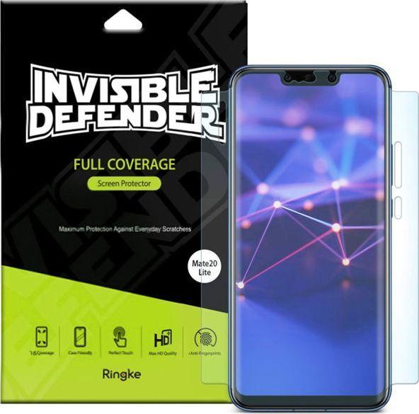 Ringke 3x Folia Ringke Invisible Defender Huawei Mate 20 Lite uniwersalny 1