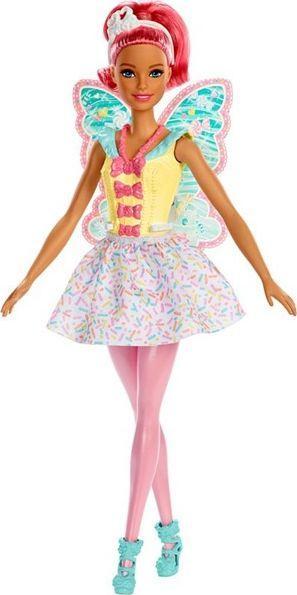 Barbie Lalka Wróżka podstawowa (FXT03) 1