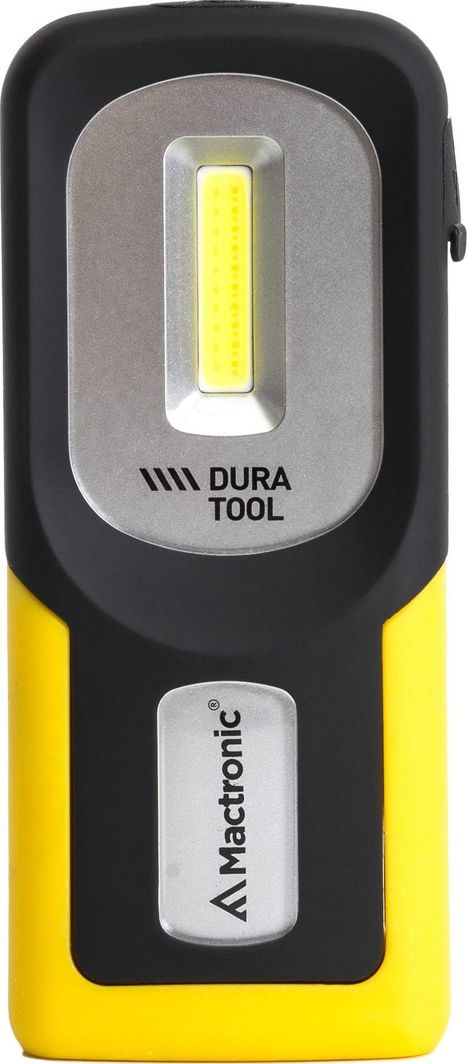 Latarka MacTronic Latarka Ranger Mactronic USB Rurargeable 110lm czarno-żółta 1