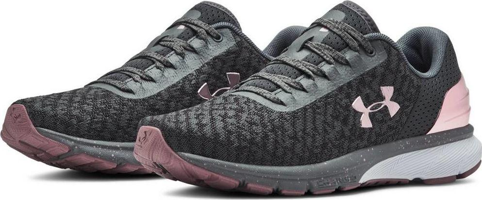 Under Armour Buty damskie Charged Escape 2 Chrome szare r