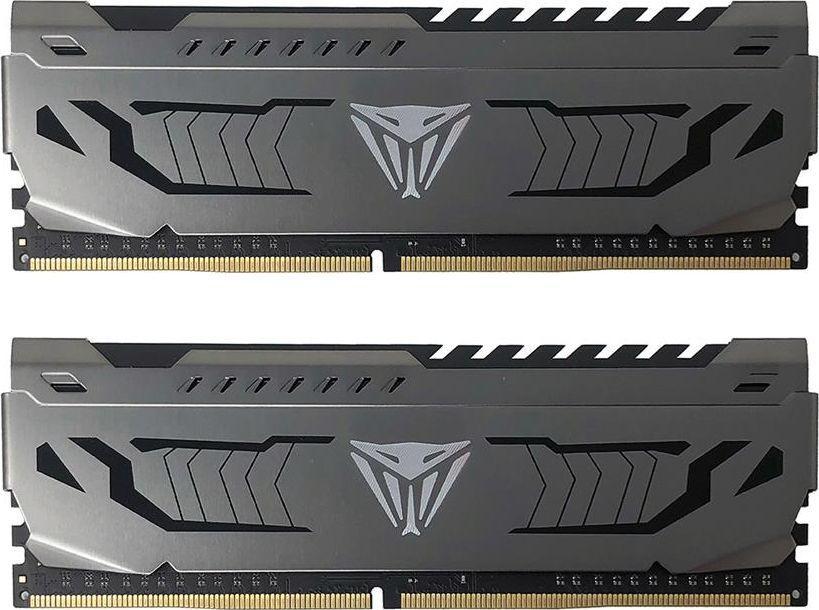 Pamięć Patriot Viper Steel, DDR4, 16 GB, 4400MHz, CL19 (PVS416G440C9K) 1