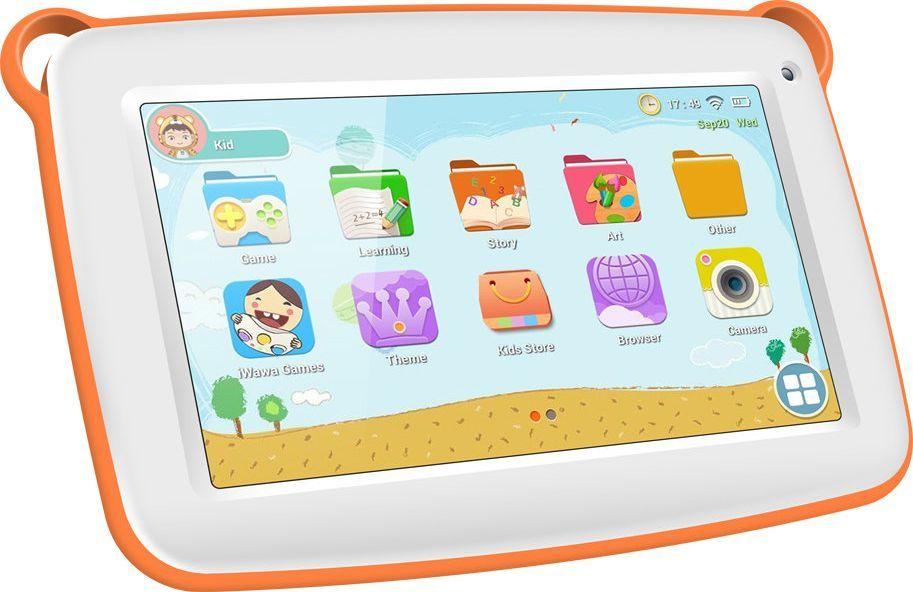 """Tablet Sponge Smart 2 7"""" 8 GB 3G Pomarańczowy  1"""