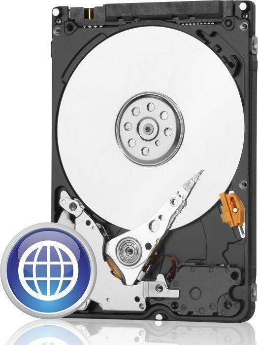 """Dysk Western Digital Blue 500 GB 2.5"""" SATA III (WD5000LQVX) 1"""
