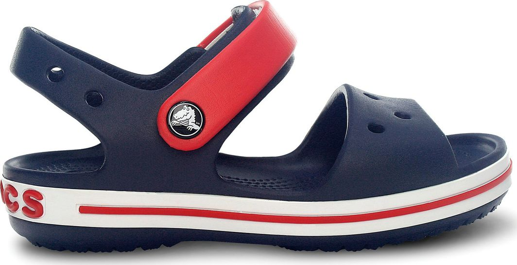 Crocs Sandały dziecięce Crocband NavyRed r. 28 (12856) ID produktu: 5672128