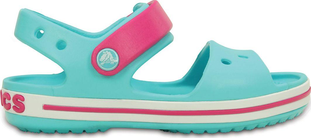 najnowszy Nowe Produkty piękno Crocs Sandały dziecięce Crocband Pool/Candy Pink r. 24 (12856) ID produktu:  5672139