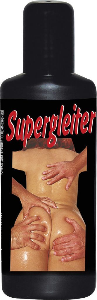 "Masažo aliejus ""Supergleiter"" 50 ml. 1"