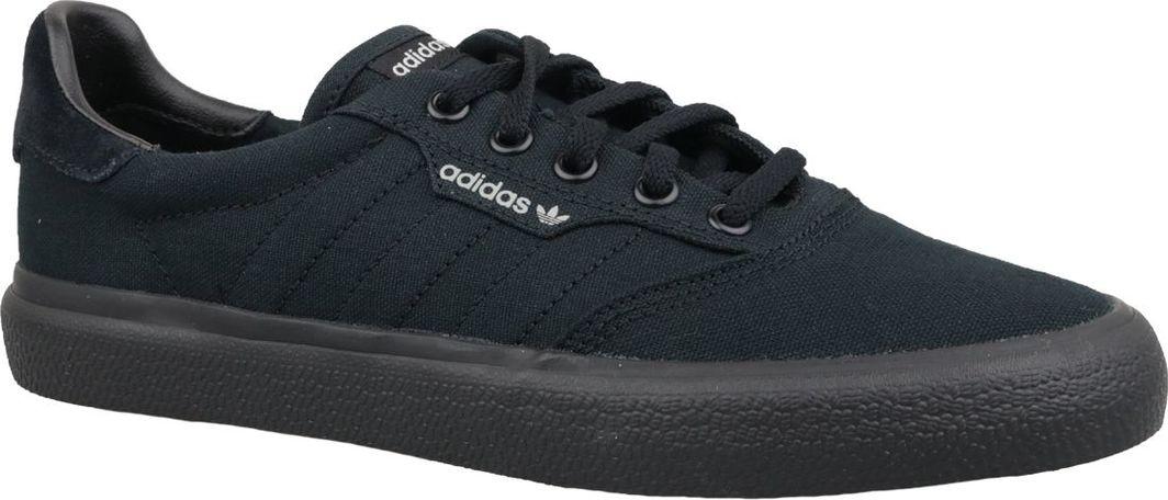 Adidas Buty męskie 3MC Vulc czarne r. 47 13 (B22713) ID produktu: 5672934