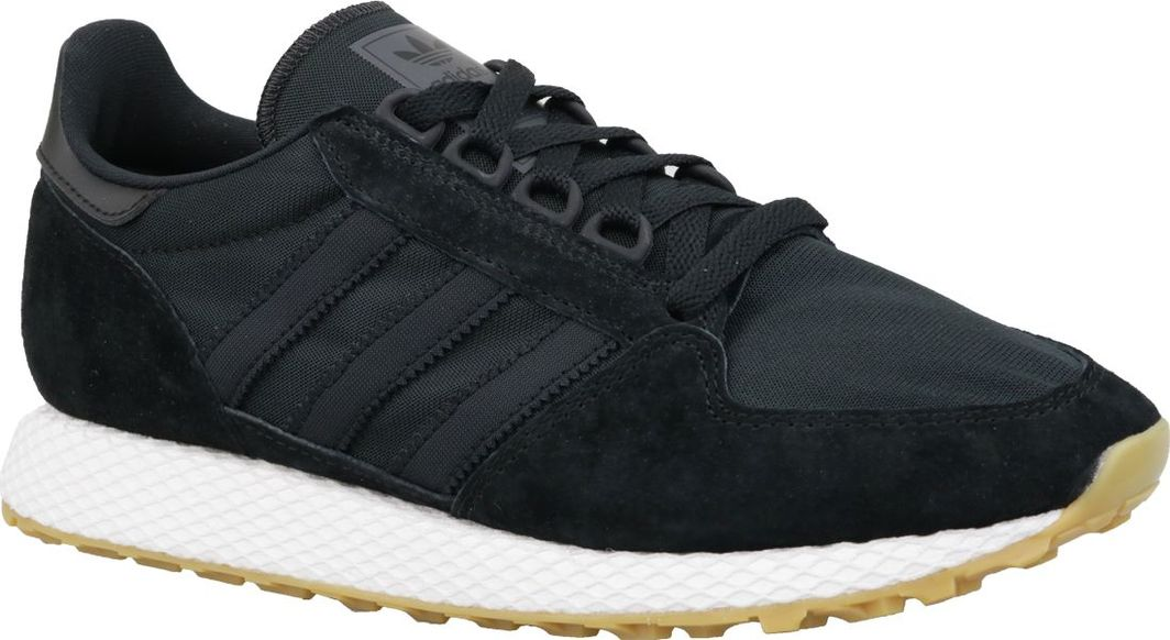 quality design b705c b8ce0 Adidas Buty męskie Forest Grove czarne r. 44 (CG5673) w Skle