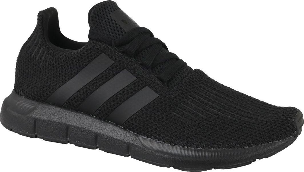Adidas Buty m?skie Swift Run czarne r. 39 13 (AQ0863) ID produktu: 5673014