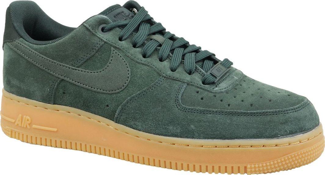 Nike Buty męskie Air Force 1 '07 LV8 Suede zielone r. 46 (AA1117 300) ID produktu: 5673022