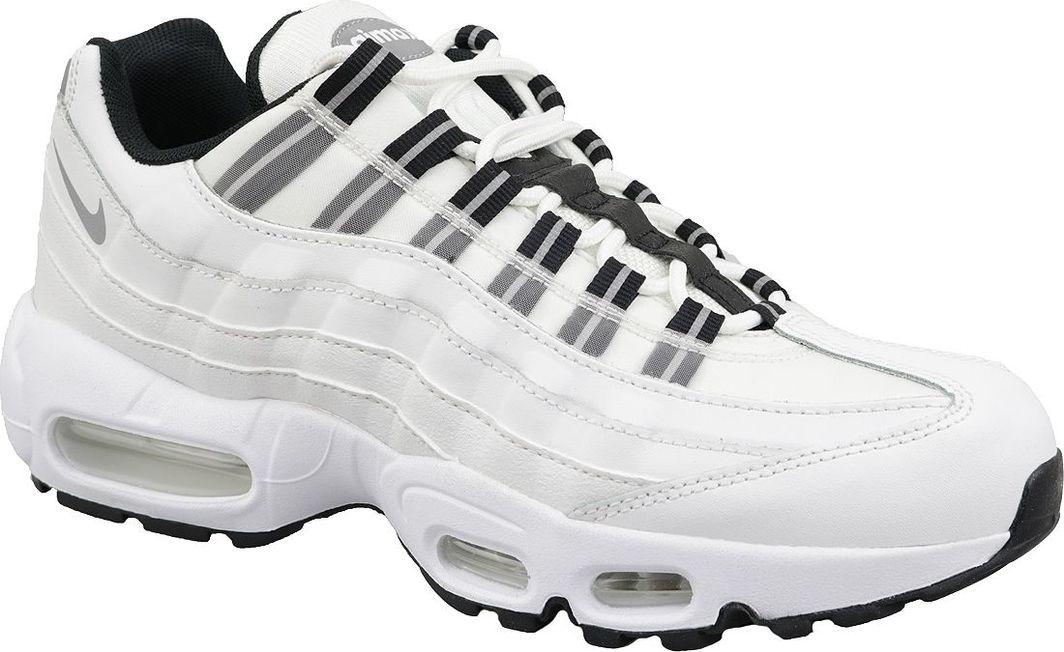 Nike Buty damskie Air Max 95 OG biało czarne r. 36.5 (307960 113) ID produktu: 5673165