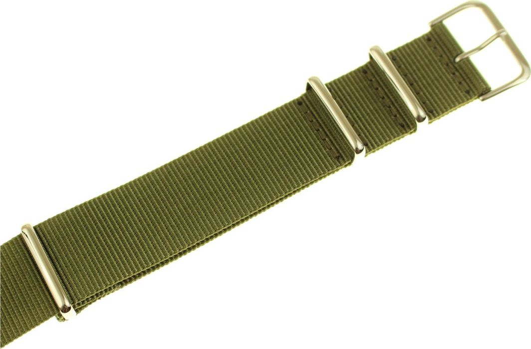 Tekla Nylonowy pasek do zegarka 22 mm Tekla N9.22 Nato uniwersalny 1