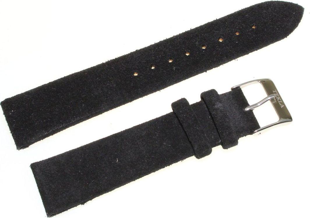 Tekla Skórzany pasek do zegarka 20 mm Tekla GX1.20 Nubuk uniwersalny 1