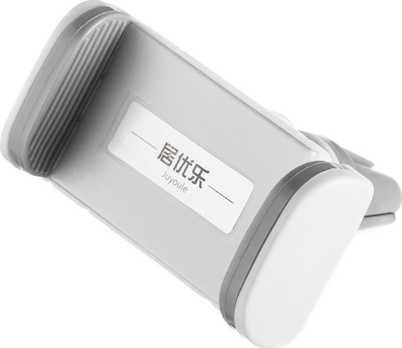 Uchwyt Hurtel Uniwersalny obrotowy uchwyt samochodowy na kratkę wentylacji biały uniwersalny 1
