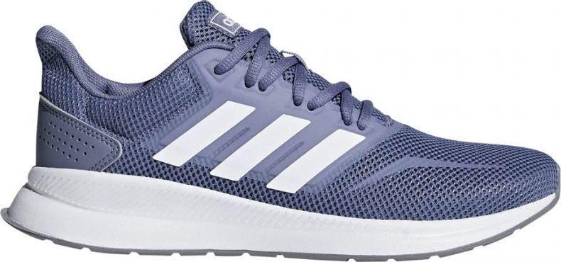 Adidas Buty damskie Runfalcon niebieskie r. 40 23 (F36217) ID produktu: 5676617